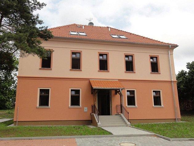 Centrum sociální rehabilitace v Meclově.