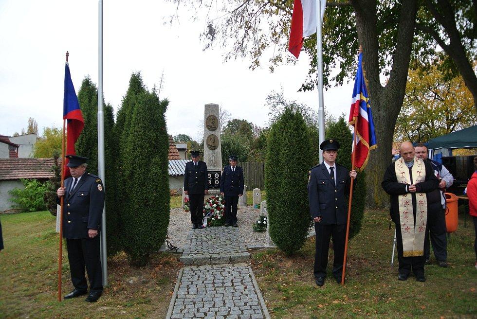 Z oslav republiky v Domažlicích, Kdyni, Holýšově, Staněticích a Hlohové.Foto: Zdeněk Šimek