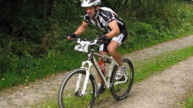 Cyklistický závod. Ilustrační foto.