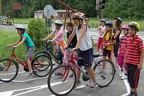 Děti se na dopravní hřiště v Domažlicích vrátí už ve čtvrtek 25. dubna.