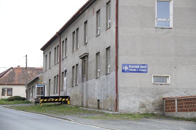 Bývalé Chodské kolovečské pletárny