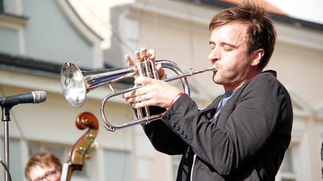 Bohemia Jazz Fest v Domažlicích.
