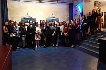 Žáci navštívili Švandovo divadlo v Praze.