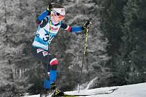 Česká běžkyně na lyžích Kateřina Razýmová zase atakuje první desítku.