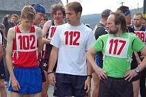 Ilustrační snímek ze startu vytrvalostního běhu.