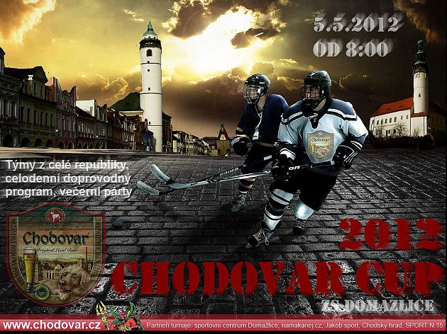 Pozvánka na Chodovar Cup 2012.