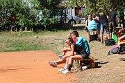 Sobota o Chodských slavnostech patřila na místních kurtech volejbalovému turnaji Chodsko cup.