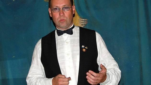 Jiří Plevka začal hovořit o tom, co má rád.