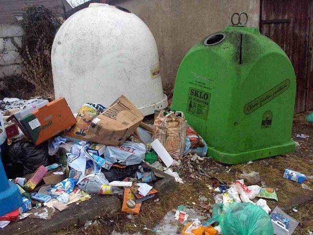 V Klenčí padla první pokuta za neoprávněné uložení odpadků. Foto: archiv ÚM Klenčí pod Čerchovem