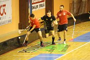 Divizní florbalisté Domažlic si z víkendu přivezli tři body.