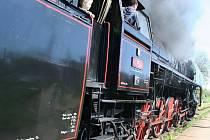 PARNÍ LOKOMOTIVA ŠLECHTIČNA nepřiveze historický vlak na slavnosti ani letos.