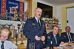 Z výroční schůze hasičského okrsku v Pocinovicích