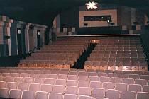 Kino Modrá hvězda Kdyně.
