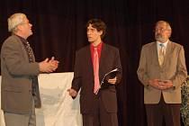 Kolovečtí ochotníci odehráli premiéru hry Křest v sobotu 2. října.