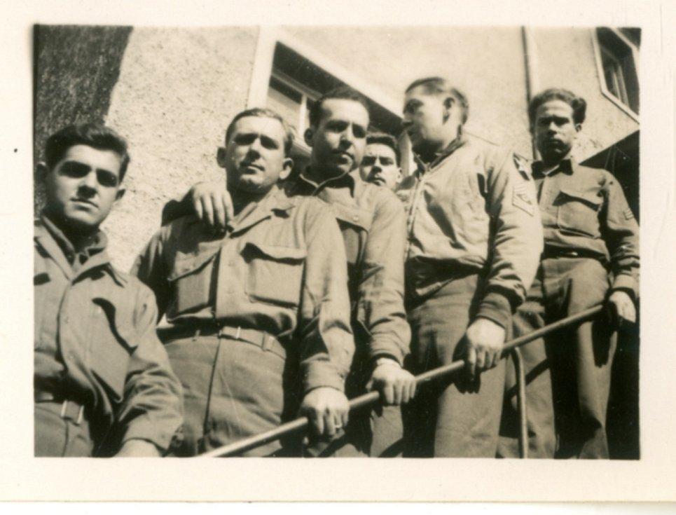 Američtí vojáci zachytili konec války na západě Čech. Muzeum Chodska v Domažlicích získalo fond například od Roberta Gilberta nebo Jeese Stylese.