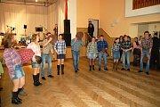 Sobotní ples městyse Klenčí.