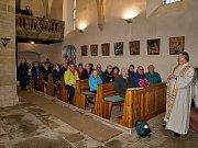 Letošního procesí se zúčastnilo 78 věřících.