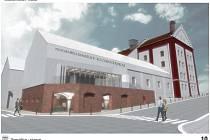 V letošním roce by investice měly jít i do pokračování přestavby pivovaru v kulturně-společenské centrum.