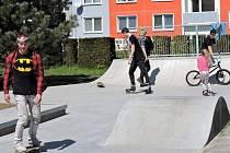 Skatepark ve Kdyni