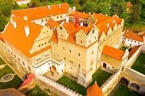 Státní hrad a zámek Horšovský Týn. Ilustrační foto