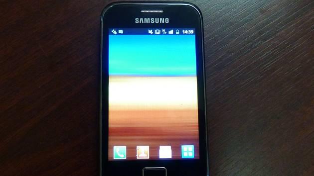 MT Samsung. Ilustrační foto.