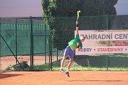 60. ročník tenisového Přeboru Chodska - Memoriálu Svatopluka Böhma 15. - 17. září 2018 v Domažlicích