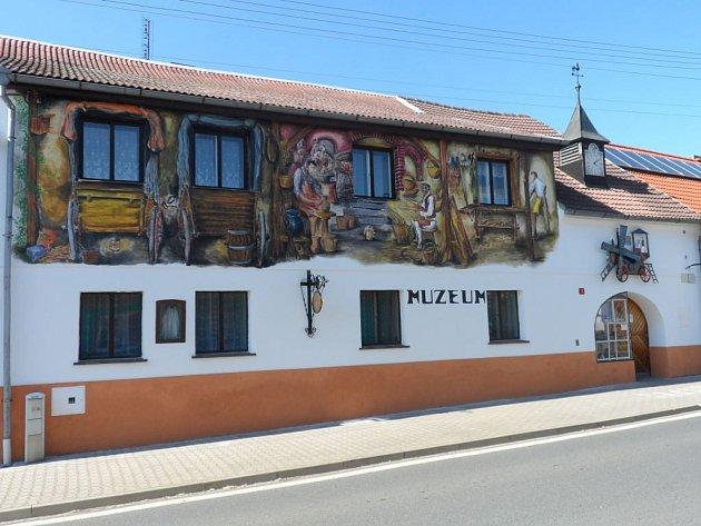 Kolovečské muzeum.