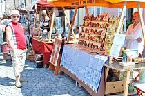 Anenská pouť je největší akcí v Horšovském Týně. Každoročně ji navštíví tisíce lidí.