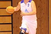 Basketbalista Josef Prettl.