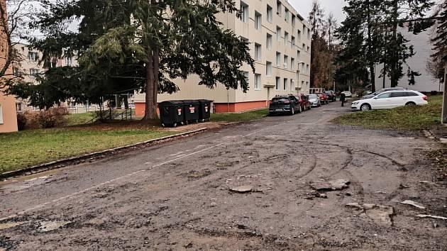 Domažlice opraví Vojtěchovu ulici.