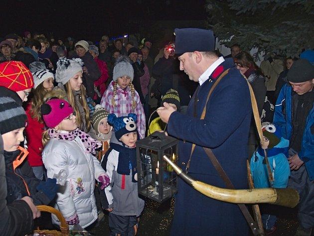 Vánoční koncert v Loučimi.