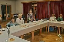 Setkání knihovnic se koná pravidelně a uskutečnilo se v Domažlicích.
