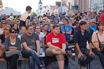 Festival Bohemia Jazz Fest v Domažlicích.