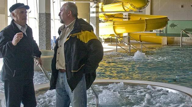 Aquapark ve Kdyni otevře už za měsíc.