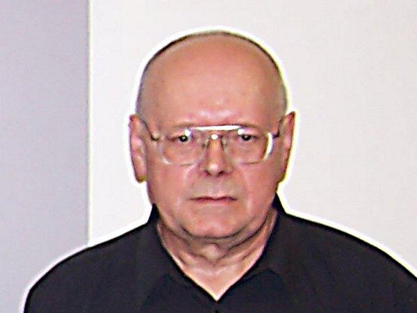 Václav Sika, kdyňský výtvarník.