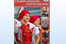 Titulní strana letošní přílohy k Chodským slavnostem.