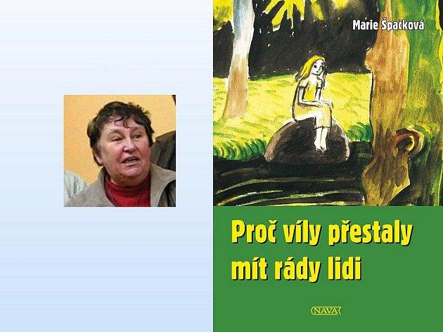 Marie Špačková po dvou desetiletích konečně vydala svoji knihu.