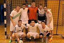 Vítězové Švédského poháru.Favorizovaný tým současných či bývalých fotbalistů Jiskry Domažlice pod názvem Vocamcaď Pocamcaď vyhrál Švédský pohár.