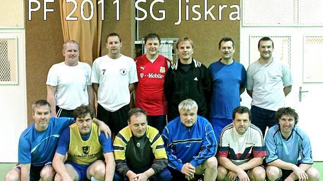 SG JIskra Domažlice.