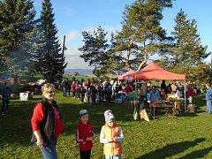 Mladí hasiči při okresním kole soutěže Plamen absolvovali šest disciplín.