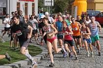 Plzeňský půlmaraton.