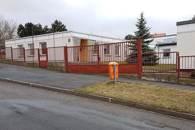 Školka v Luční ulici.