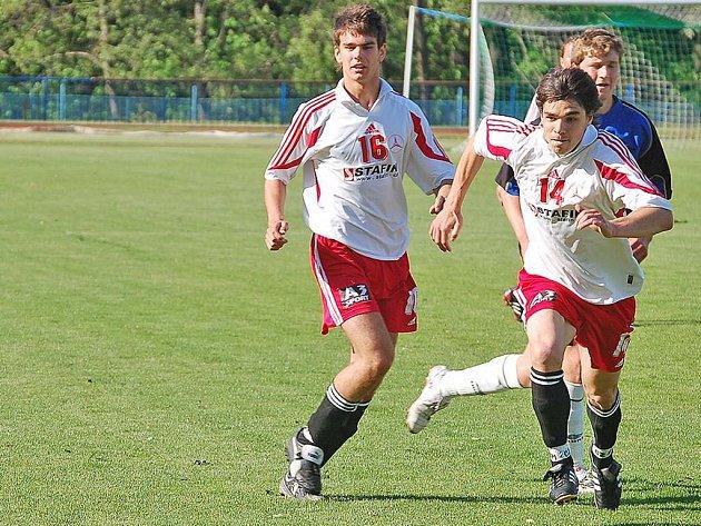 Fotbalisté Holýšova