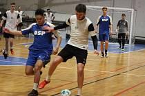 První ročník futsalového turnaje Golden Cup v Holýšově.