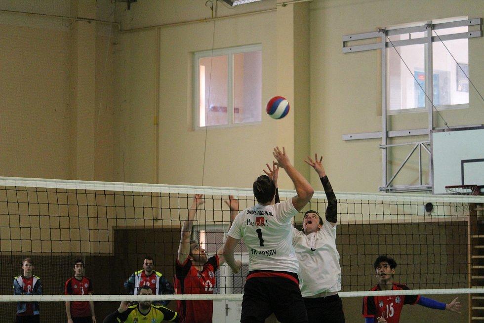 Domažlice dvakrát porazily Jirkov.