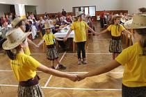 Bohatý kulturní doprovodný program čekal na účastníky setkání v sobotu odpoledne v Zahořanech.