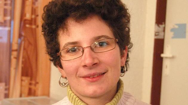 Starostka Čečovic Marcela Marešová.