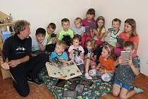 Předškoláci si hrají i s informacemi