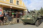 Oslavy osvobození v Hostouni a Bělé nad Radbuzou.