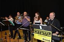 Crystal band, Zdeněk Peroutka úplně vpravo.